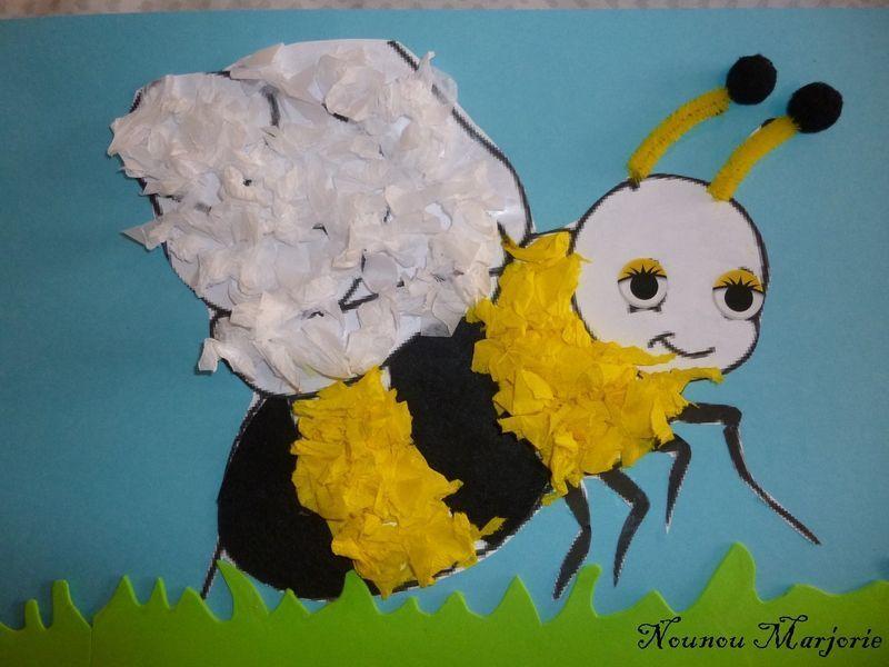 Extrêmement activites abeille OL95